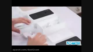 جعبه گشایی آیفون 10(iPhone X)