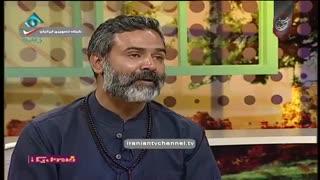 گفتگو با عمار تفتی و قریب احمدزاده بازیگران ایرانی تازه برگشته از پیاده روی اربعین