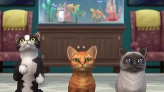 تریلر جدید بازی The Sims 4 ، بسته الحاقی سگها و گربه ها منتشر شد