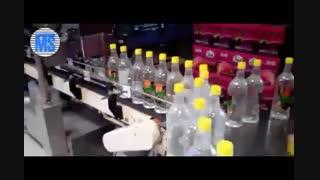ویدئو دستگاه پرکن دربند گلاب و عرقیات منوبلوک