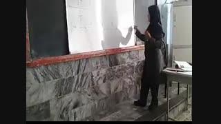 تدریس محاسبات  پایه ششم