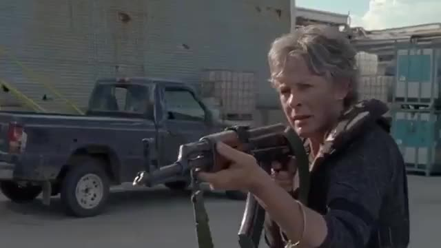 سریال مردگان متحرک فصل ۸ قسمت ۴ زیرنویس چسبیده-The Walking Dead