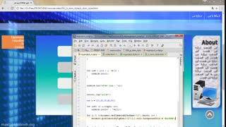 فصل 3 - قسمت 05-javascript dom style