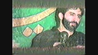 صورت گذارد بر خاک در حجره در بسته-شهادت امام رضا81-طاهری