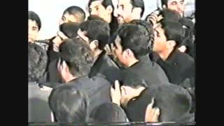 سفر بس است و جدایی- مراسم شهادت امام رضا در قم سال 81-طاهری