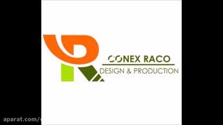 کانکس راکو - قسمت اول - لوگو