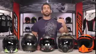 بهترین و مجهزترین کلاه های ایمنی موتور سیکلت