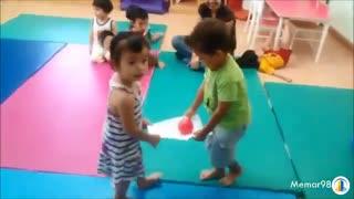 تمرینات ورزش برای تعادل بازی بچه ها پیش دبستانی