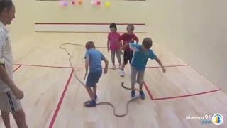 فعالیت آسان برای کودکان 4 الی 5 ساله -فعالیت های تعادل برای بچه