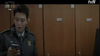 قسمت اول سریال کره ای دفترچه زندان - 2017 Prison PlayBook - زیرنویس فارسی
