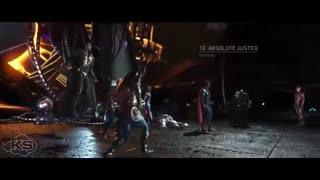 پایان Injustice 2 و شکست سوپرمن