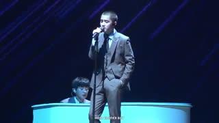 اجرای جدید دی او(کیونگسو) با چانیول_ورژن انگلیسی اهنگ forlife exo در کنسرت Elyxion