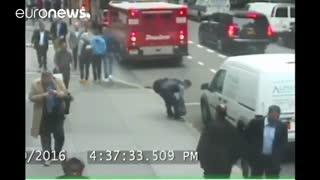 دزد براده های طلا شکار دوربین های مداربسته شد