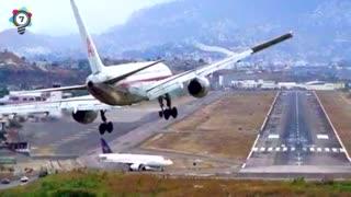 خطرناک ترین فرودگاه های جهان - sakhtemoon.com