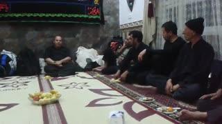 سفر اربعین و مهمان پذیری یک مرد عراقی
