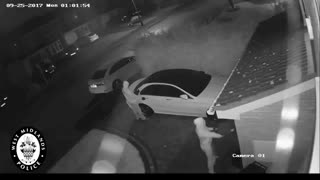 سرقت سریع خودرو بدون کلید در مدت 60 ثانیه