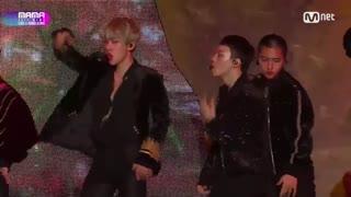 اجرا The Eve و Ko Ko Bop از EXO در MAMA 2017