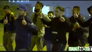 وقتی محمد امین کریم پور زامبی میشود !