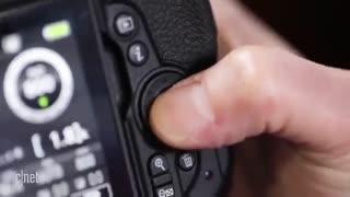 با جدیدترین دوربین نیکون آشنا شوید : D5600