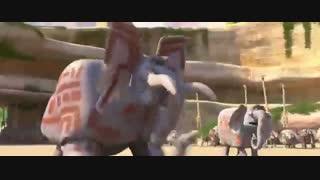 اولین تیزر انیمیشن سینمایی «فیلشاه»