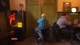 زندگی بدون مانع برای افراد معلول