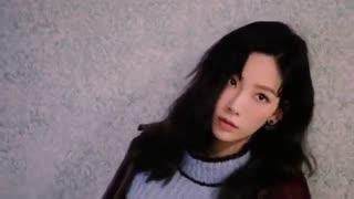 جدیدترین تبلیغ از تیون(مجله کره ای vogue)