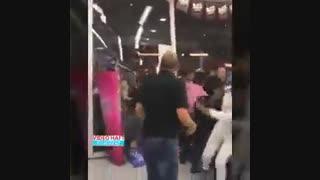 حمله به حراج آخر سال فروشگاهها در آفریقای جنوبی