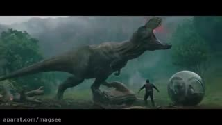 دومین تیزر فیلم دنیای ژوراسیک 2 2018