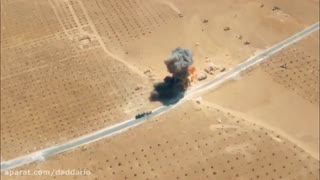 دو حمله انتحاری داعش به مواضع ارتش سوریه در شمال استان حماه