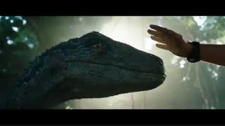 دانلود تریلر جدید و  زیبای پارک  ژوراستیک Jurassic World Fallen Kingdom 2018