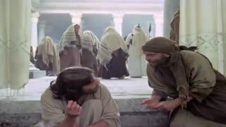 فیلم سریال عیسی ناصری , عیسی مسیح  بخش سوم با دوبله و زیرنویس فارسی Jesus of Nazareth 03