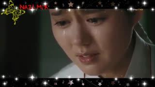 (بیمارم دلیل درد قلب اینه)تدوین فوق العادهه محشر غمگین و احساسی سریال کره ایی ماه در اغوش خورشید  با اهنگ بیمارم از محمد علیزاده