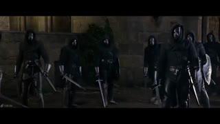مبارزه آرتور با اکس کلیبر King Arthur