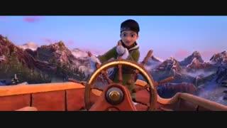 دانلو رایگان انیمیشن ملکه برفی ۳ the snow queen 3 2017