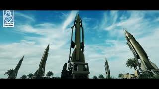 انیمیشن حمله موشکی ایران به عربستان