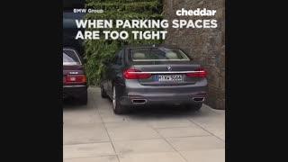 فناوریهای نوین در خودروی BMW