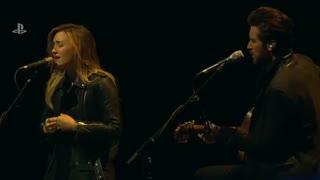 اجرای آهنگ بازی Last of Us Part II توسط Troy Baker و Ashley Johnson