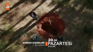 تیزر قسمت 104 سریال گلهای شکسته (غنچه های زخمی) Kirgin cicekler