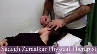 درمان درد مفصل  فک با لیزر