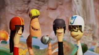 سینمایی انیمیشن عصر کرم بندان - Worms با دوبله فارسی