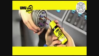 چسب چند منظوره UHU ALL PURPOSE ADHESIVE TWIST