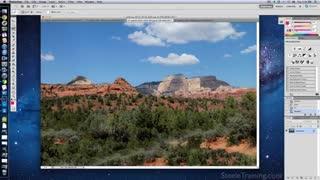 آموزش فتوشاپ سی سی Photoshop Content-Aware Fill