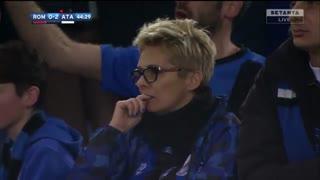 خلاصه بازی : آتلانتا 1 - 2 آ اس رم ( HD )