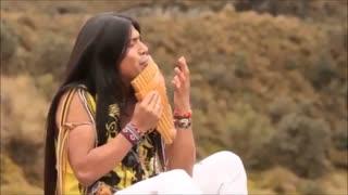 موزیک ویدیو چوپان تنها / قطعه زیبا و مشهور از لئو روجاس | پن فلوت