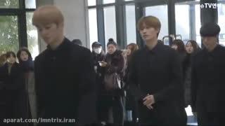 حضور  اعضایkpopدر ختم جونگهیون