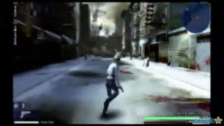 گیم پلی بازی Parasite Eve The 3rd Birthday (پارت 11)