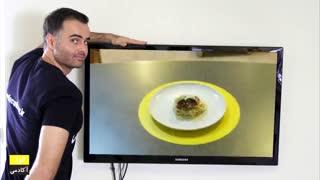 آموزش آشپزی خلاق در برنامه فودآکادمی آشپزی با ایمان