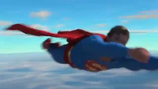سوپرمن دربرابر هالک |بخشچهار|