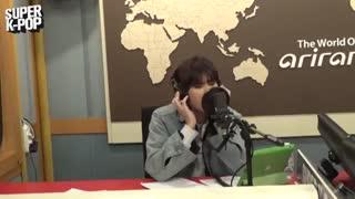 اجرای زنده آهنگ کیوجونگ از کانال یوتیوب آریانگ منتشر شده❤️❤️ببینید فوق العادست