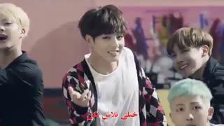 موزیک ویدیوی Fire از BTS همراه زیرنویس فارسی
